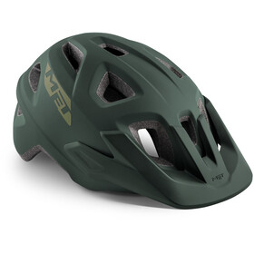 MET Echo Bike Helmet green